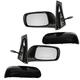 1AMRP00826-2008-09 Toyota Prius Mirror Pair