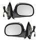 1AMRP00828-Ford Mirror Pair