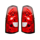 1ALTP00413-Chevy Tail Light Pair
