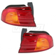 1ALTP00406-2002 Kia Optima Tail Light Pair