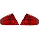 1ALTP00423-2005-06 Infiniti G35 Tail Light Pair