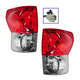 1ALTP00424-2007-09 Toyota Tundra Tail Light Pair