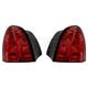 1ALTP00422-1998-02 Lincoln Town Car Tail Light Pair
