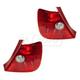 1ALTP00420-2002-03 Honda Civic Tail Light Pair