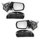 1AMRP00812-2005-07 Nissan Murano Mirror Pair