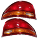 1ALTP00416-Dodge Stratus Tail Light Pair
