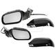 1AMRP00864-Mazda 6 Mirror Pair