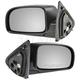 1AMRP00838-2007-09 Hyundai Santa Fe Mirror Pair