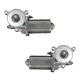 1AWMK00033-Power Window Motor Pair