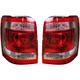 1ALTP00486-2008-12 Ford Escape Escape Hybrid Tail Light Pair