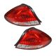 1ALTP00489-2004-07 Ford Taurus Tail Light Pair