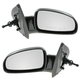 1AMRP00888-Mirror Pair Black