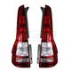 1ALTP00497-2007-11 Honda CR-V Tail Light Pair