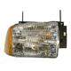 1ALHL00266-1995-97 Chevy Blazer S10 Headlight Passenger Side