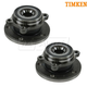TKSHS00572-Wheel Bearing & Hub Assembly Rear Timken HA590106