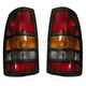 1ALTP00428-2001-03 Tail Light Pair