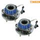 TKSHS00578-Wheel Bearing & Hub Assembly Pair