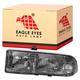 1ALHL00287-Chevy Blazer S10 S10 Pickup Headlight
