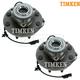 TKSHS00576-Dodge Wheel Bearing & Hub Assembly  Timken SP550104