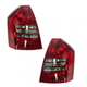 1ALTP00456-2005-07 Chrysler 300 Tail Light Pair