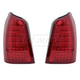 1ALTP00455-2000-05 Cadillac Deville Tail Light Pair