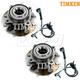 TKSHS00577-Wheel Bearing & Hub Assembly Pair