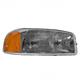 1ALHL00298-GMC Headlight