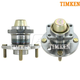 TKSHS00570-Wheel Bearing & Hub Assembly Rear Pair Timken HA590113
