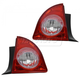 1ALTP00464-2008-12 Chevy Malibu Tail Light Pair