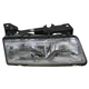 1ALHL00206-1989-91 Pontiac Grand Am Headlight Passenger Side