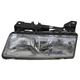1ALHL00205-1989-91 Pontiac Grand Am Headlight Driver Side
