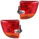 1ALTP00392-2000-02 Toyota Celica Tail Light Pair