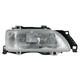 1ALHL00226-1989-92 Geo Prizm Headlight Passenger Side