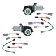 1AWMK00025-Power Window Motor Pair