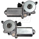 1AWMK00026-Power Window Motor Pair