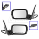 1AMRP01174-BMW Mirror Pair