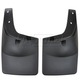 WTBMF00038-2011 Ford No Drill Mud Flaps Front Black WeatherTech 120031