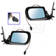 1AMRP01180-1995-01 BMW 740i 740iL 750iL Mirror Pair