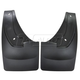 WTBMF00041-No Drill Mud Flaps Rear WeatherTech 120026