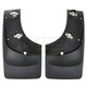 WTBMF00042-2004-07 Ford F150 Truck No Drill Mud Flaps Front Black WeatherTech 110003