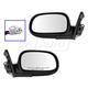 1AMRP01184-Toyota Corolla Mirror Pair