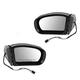 1AMRP01193-Mercedes Benz Mirror Pair