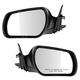 1AMRP01198-Mazda 6 Mirror Pair