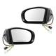 1AMRP01197-Mercedes Benz Mirror Pair