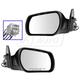 1AMRP01199-Mazda 6 Mirror Pair