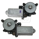 1AWMK00011-Power Window Motor Pair