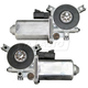 1AWMK00012-Power Window Motor Front Pair