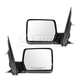 1AMRP01118-Ford F150 Truck Mirror Pair