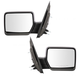 1AMRP01119-Ford F150 Truck Mirror Pair