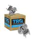 1ASHS00505-Wheel Bearing & Hub Assembly Rear Pair